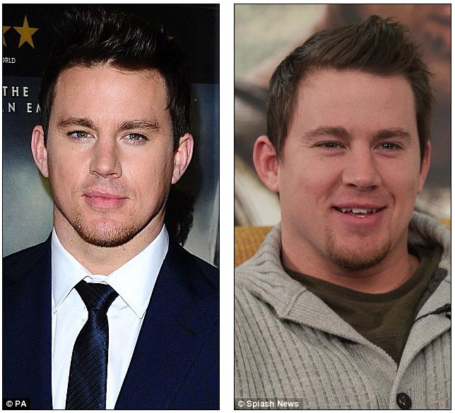 Looking good: Channing Tatum