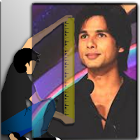 What is the height of Shahid Kapoor?