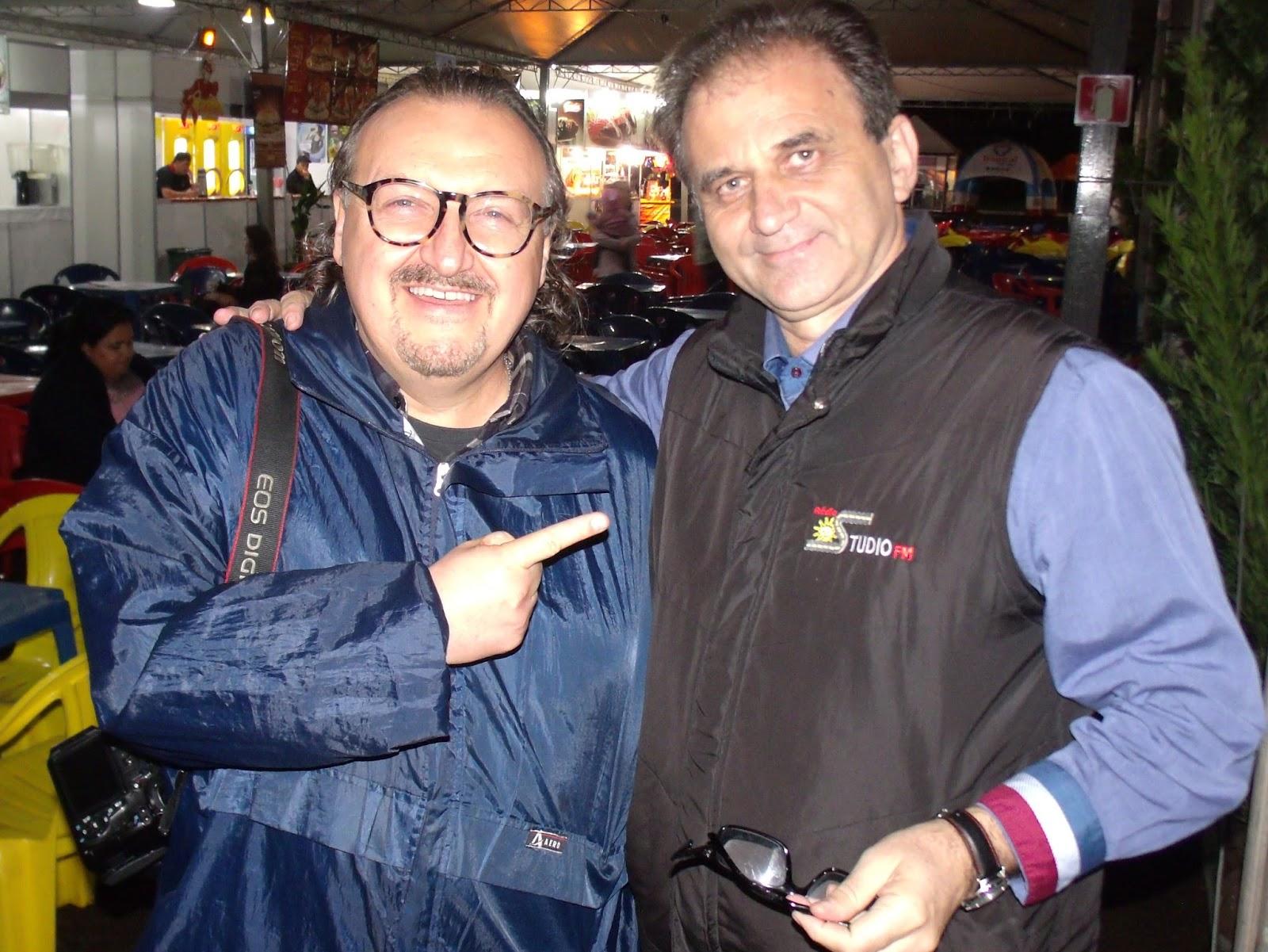 Airton Engster dos Santos e Mazzarino