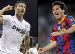 Cristiano Ronaldo Vs Lionel Messi 2010-2011
