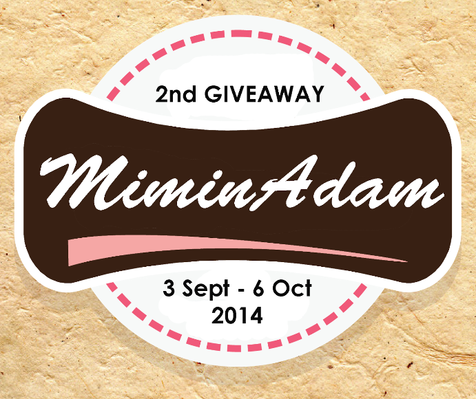 banner 2nd Giveaway by Miminadam