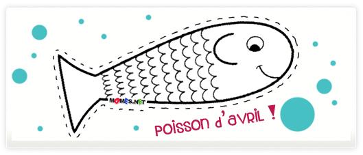 Franc falar poisson d 39 avril origines - Poisson d avril a imprimer gratuit ...