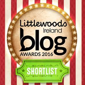 Blog awards Ireland 2016: Short Listed