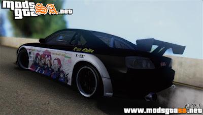 SA - Nissan Silvia S15 K-on Itasha