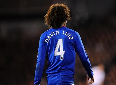 David Luiz Chelsea 20132014