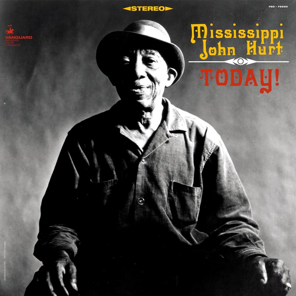 Mississippi John Hurt Last Sessions