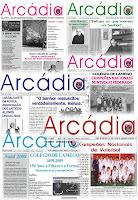ARCÁDIA - o jornal do nosso Colégio! ...com mais de três décadas de existência!