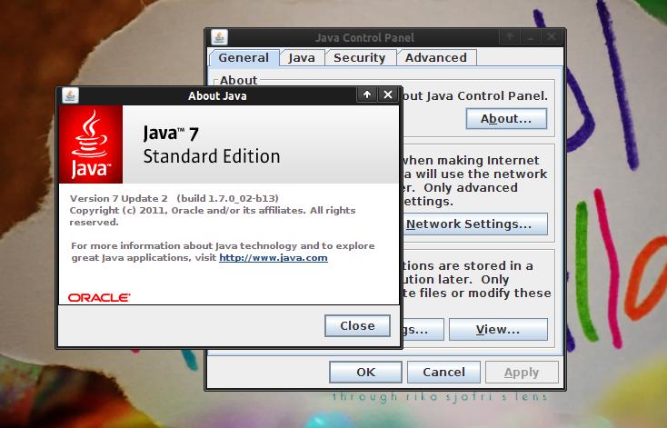 Oracle Java 7 di Ubuntu 11.10 Oneiric Ocelot