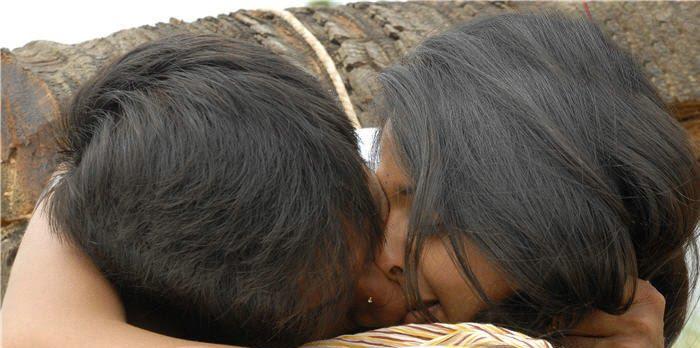 Mahesh Babu Telugu Actress Hot Lip To Kisses
