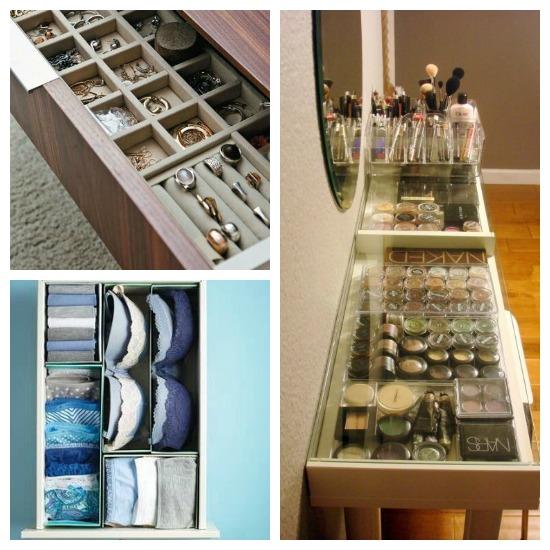 Mcompany style m deco 7 ideas para almacenaje en casa - Organizar ropa interior ...