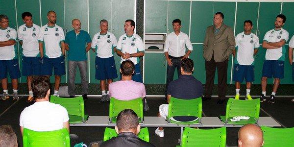Profissional, aguerrido e confiante: um novo Goiás para 2016