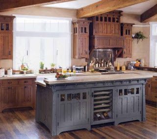 Antique Kitchen Cabinets Picture