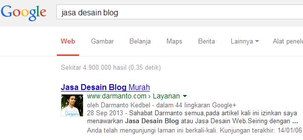 foto profil di search engine