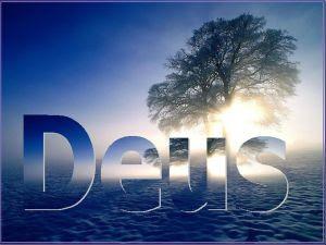 Quem é Deus