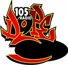 Radio 105 Dope