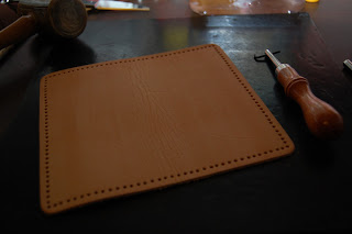 nate dawg s leather craft tooling our checkbook cover