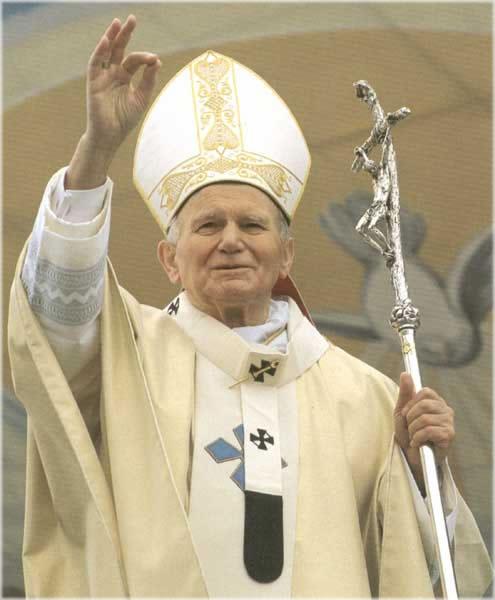Libros y documentos del Papa Juan Pablo II