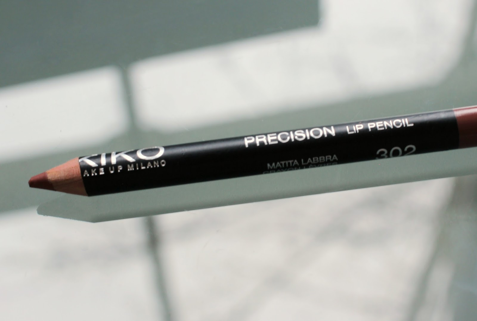 KIKO Precision Lip Pencil 302 Review