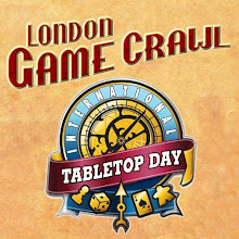 London Game Crawl