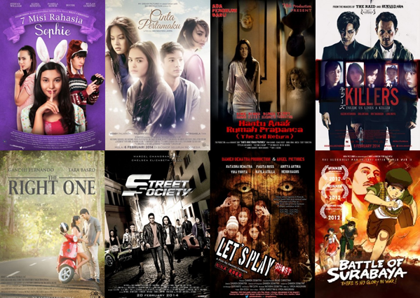 Film INDONESIA Bioskop Terbaru 2014