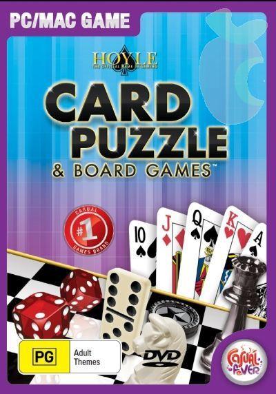 three card games crossword