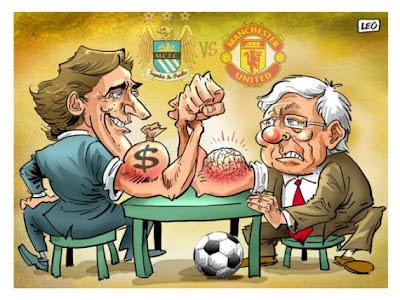United 2012/13 – Hồi 1: Chạy đua vũ trang