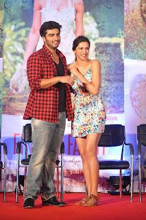 Deepika Padukone & Arjun Kapoor launch Fanny Re song from