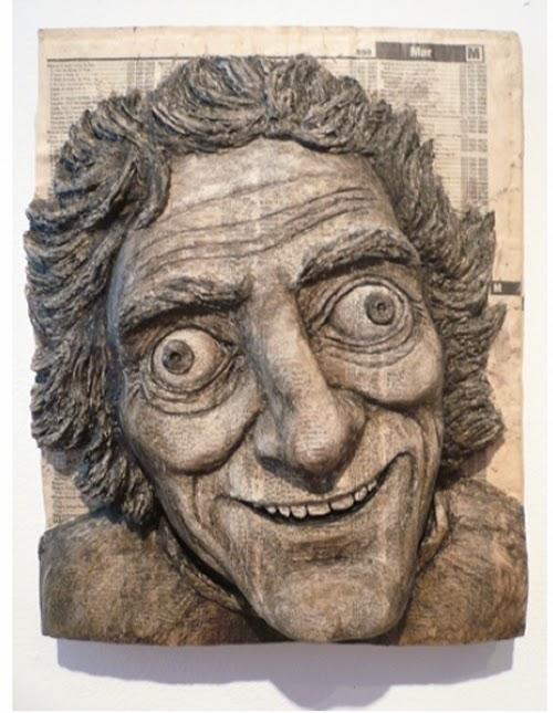 13-Marty-Feldman-Phone-Books-Sculpture-Carving-Cuban-Artist-Alex-Queral-WWW-Designstack-Co