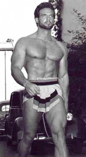 from Kamron steve reeves gay
