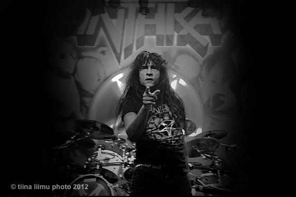 Anthrax photo by tiina liimu 2012