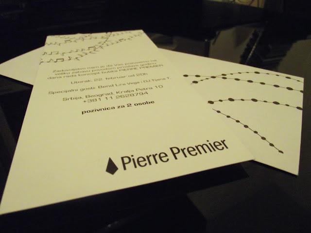 Pierre Premier rođendandsko okupljanje