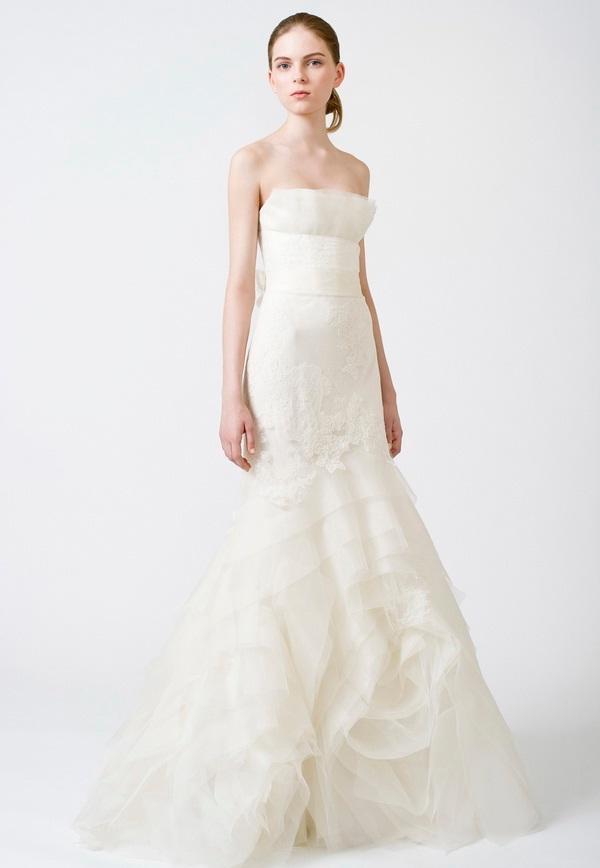 labels vera wang classics bridal wedding dresses