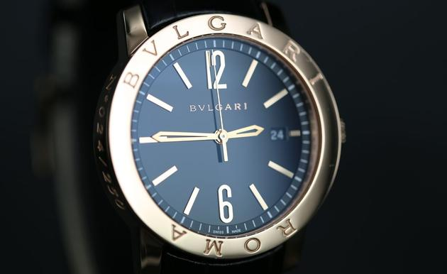 d769c828036 LH Marketing Deluxe  NOVO RELÓGIO BVLGARI ROMA - LIMITED EDITION