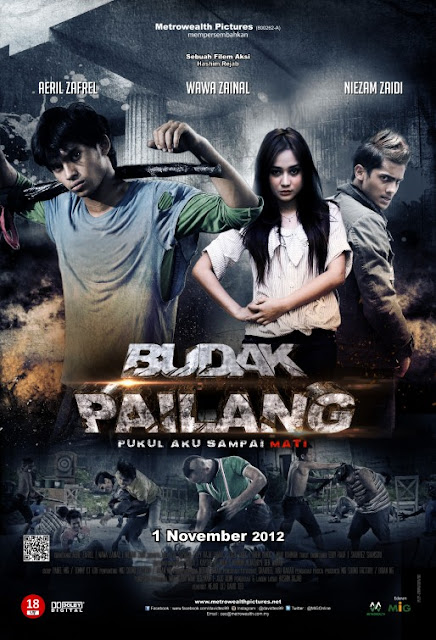 busdak pailang, malay movie