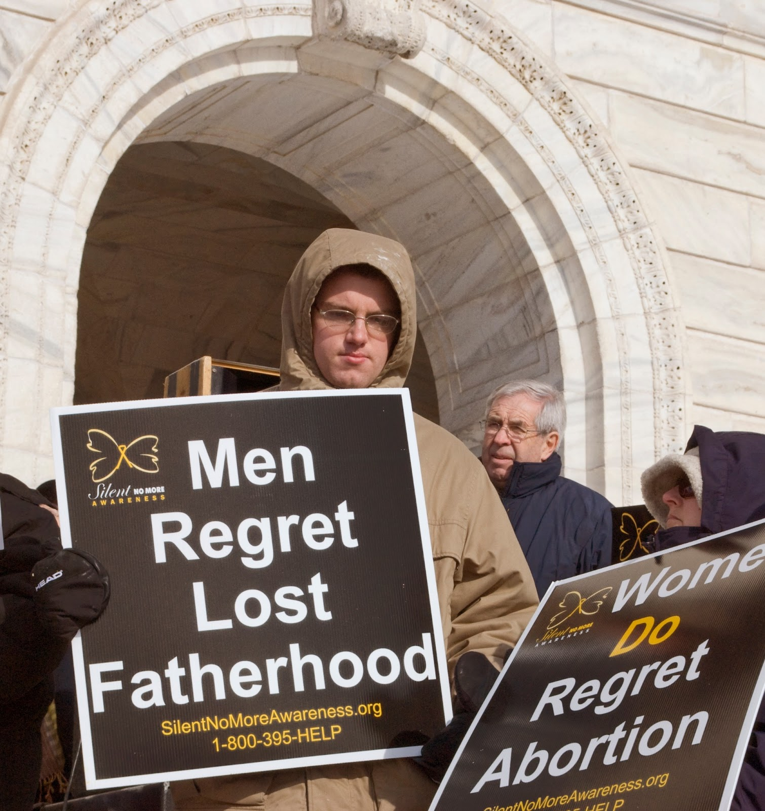 effects of abortion on the father Danforth (1976), the court dismissed the validity of a father's involvement in his   curiously, gradual acceptance of the mental health risks of abortion for men is.