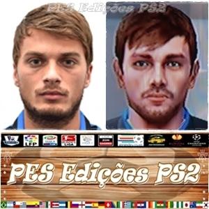 Adem Ljajic (Internazionale Milano) ex Roma e ex Fiorentina PES PS2