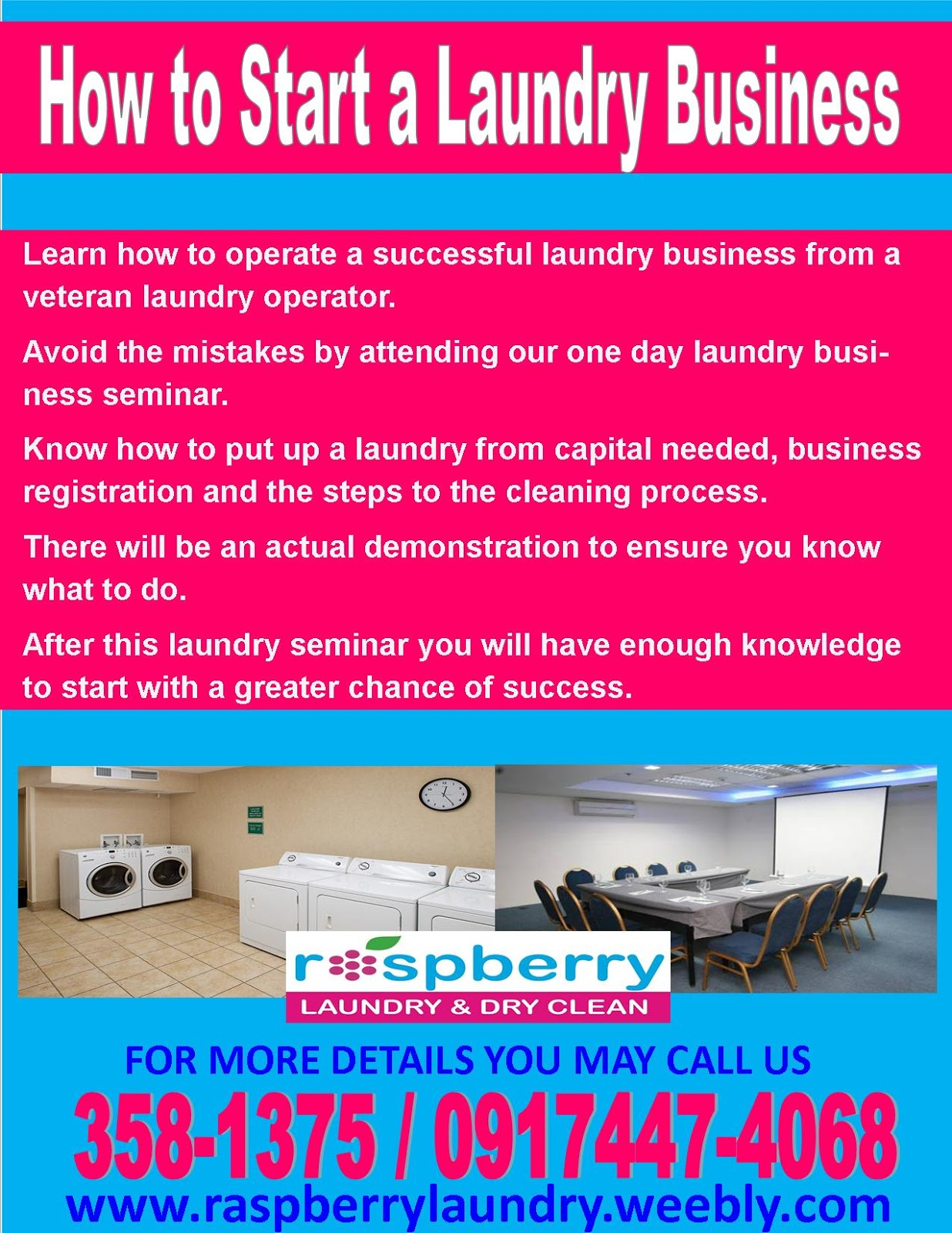 ironing services business plan