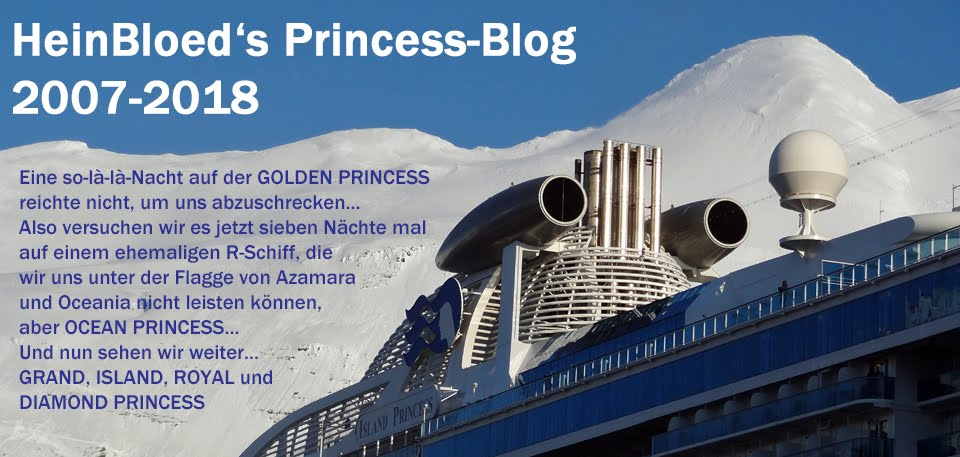 HeinBloed's Princess-Blog 2007-2018