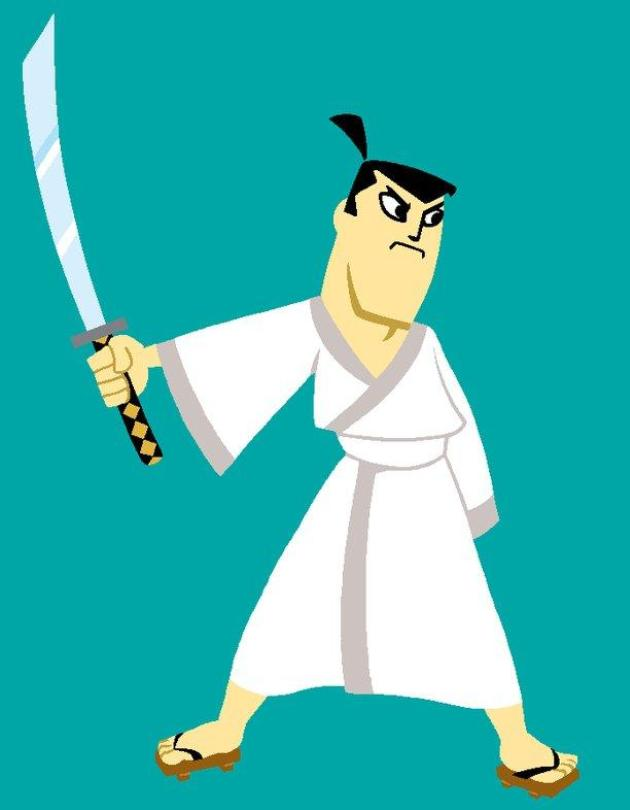 Samurai Jack Cartoon Picture 3