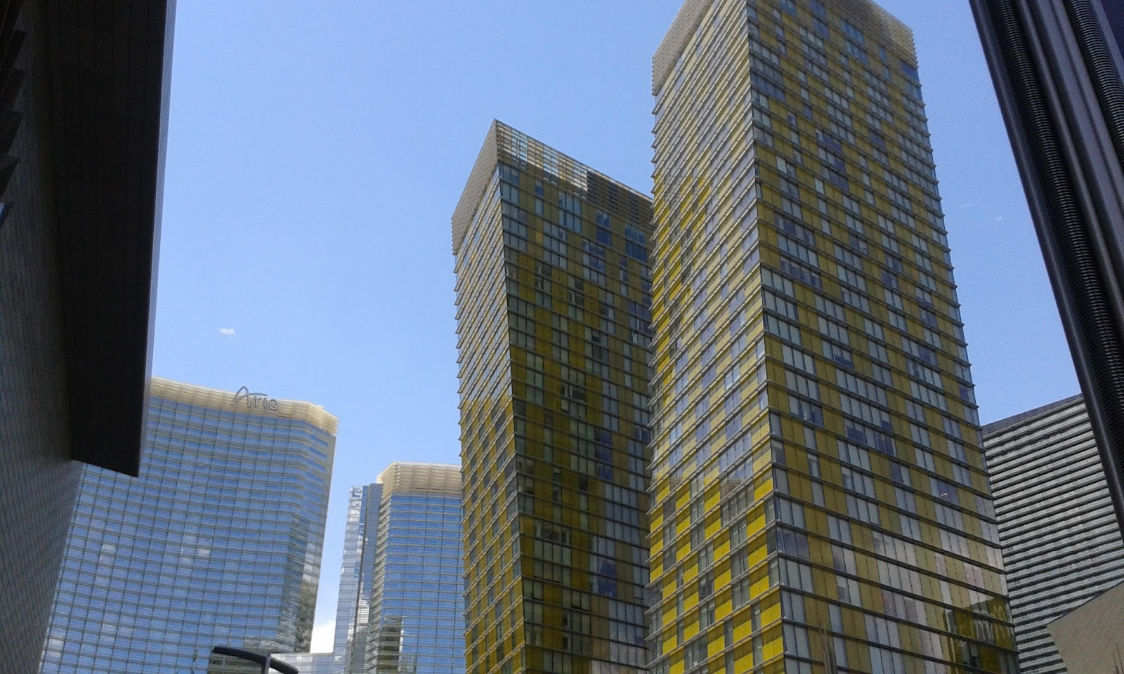 Los  Vegas Buildings Stills