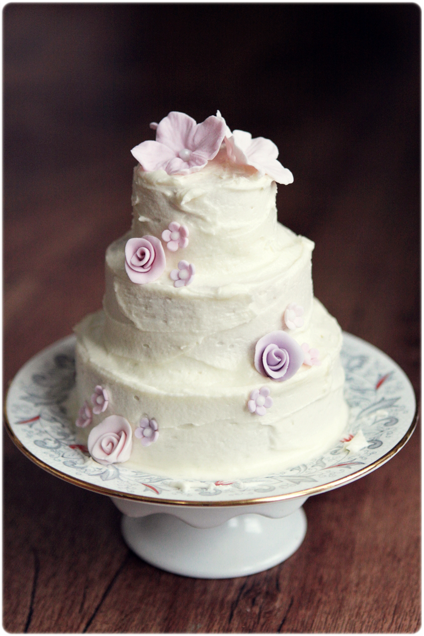Mini Tiered Wedding Cake Pan
