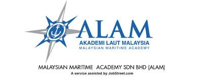 Tawaran Biasiswa Kadet Akademi Laut Malaysia 2013