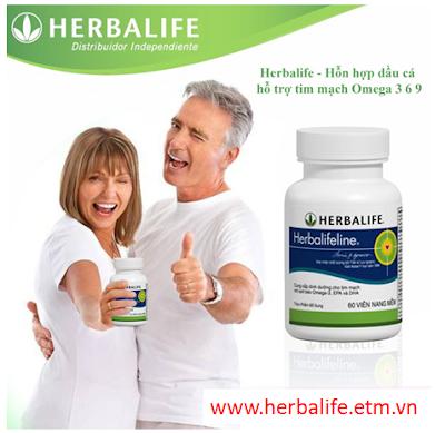 Herbalifeline phương pháp bảo vệ tim mạch