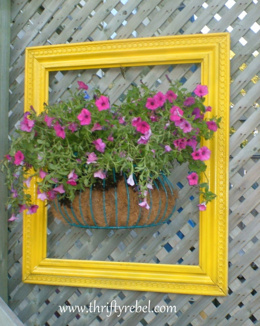 how-to-frame-a-flower-planter