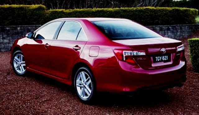 2015 Toyota Camry Atara R Special Edition Price and Release Date