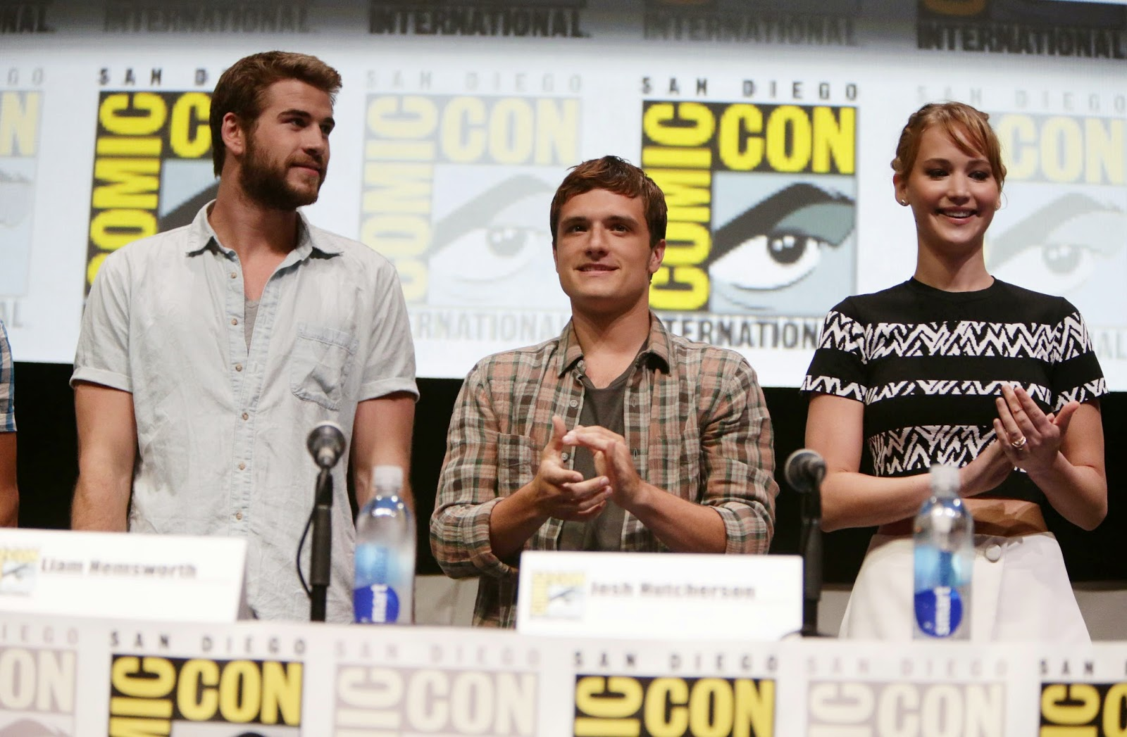 The Hunger Games: Mockingjay Part 1 Comic-Con