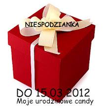 Urodzinowe Candy