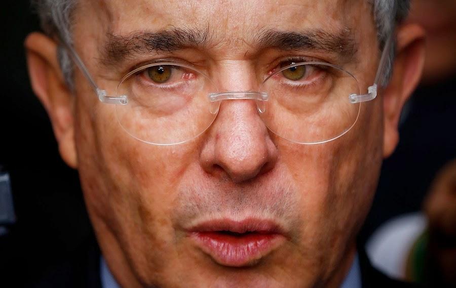 El narcotráfico ha estado asociado con delitos atroces, no con fines altruistas: Uribe
