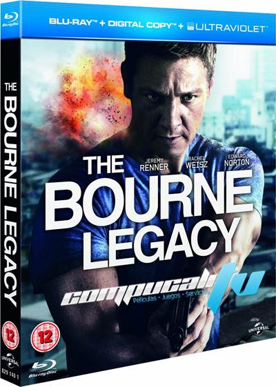El Legado de Bourne 720p HD Español Latino Dual 2012