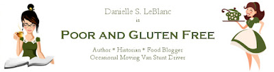 Poor and Gluten Free (with Oral Allergy Syndrome)